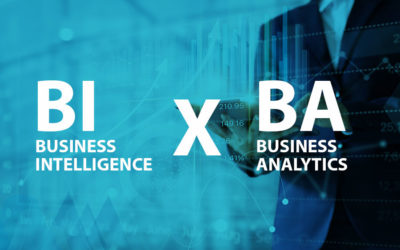 Business Intelligence x Business Analytics
